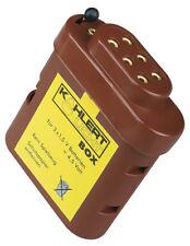 Batterie-Box + Kappe für 3,5V/4,5V Krippenlaterne, Puppenhauslampe Anschluss