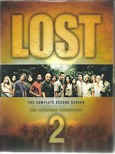 LOST 2 THE COMPLETE 2nd SEASON THE EXTENDED EXPERIENCE - PAL REGION 1 US, CANADA