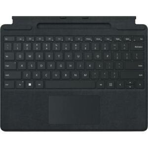 Microsoft Surface Pro Signature Keyboard Black - Adjusts to virtually any angle