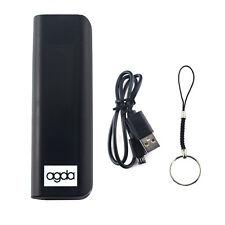 Power Bank extern Akku Mobile USB Ladegerät 2600mah Universal Batterie Schwarz