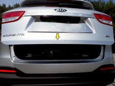Fits Kia Sorento 2016-2018 Stainless Polished Chrome Rear Lower Deck Trim