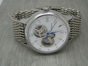 Handsome & Stylish Jean Bellecour Paris casual Men's Automatic Watch Boxed