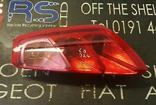 Ford Mondeo DRIVER RIGHT REAR TAILGATE LIGHT Ghia 2005 Hatchback 5 Doors