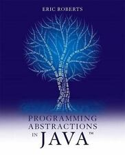 Programming Abstractions in Java, Roberts, Eric, New Book