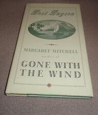 Margaret Mitchell - Lost Laysen - Scribner - HBDJ - 1996