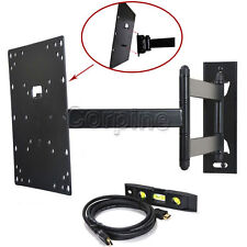 Articulating Tilt TV Wall Mount 22 24 26 28 29 32 37 39 40 42 LED LCD Swivel M1G