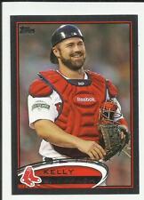 Kelly Shoppach 2012 Topps Update Black #US310  #23/61  Boston Red Sox