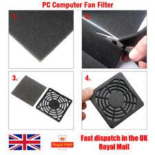 PC Computer Fan Dust Proof Filter Foam Sheet 3mm Thick, 100cm x 100cm (10000cm²)
