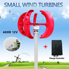 12V 400W Wind Turbine Generator Lanterns Vertical Axis Wind Motor+Controller BSP