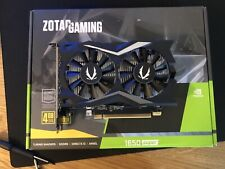 ZOTAC GeForce GTX 1650 Super 4GB GDDR6 (ZT-T16510F-10L)