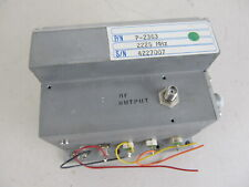 Cti P 2363 Frequency Source Oscillator Freq 2225 Mhz Sma Rf Microwave Lab