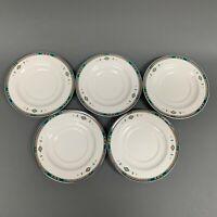 Studio Nova Adirondack Y2201 Southwest Saucer Plates Lot of 5