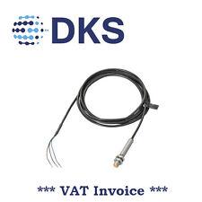 IFM IE5260 Inductive Sensor M8 DC PNP NO 2mm cable 2m 000367