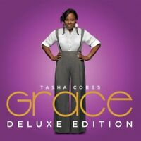Tasha Cobbs - Grace [New CD] Deluxe Edition