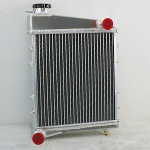 2 Reihen Kühler Für Austin Morris Rover Mini Cooper 850 1000 1100 1275GT 1959-97