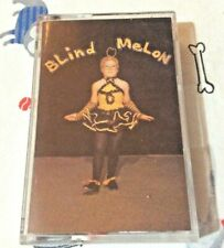 Blind Melon 1st album No Rain UK Cassette Capitol 1992 TCEST 2188 Rock Grunge
