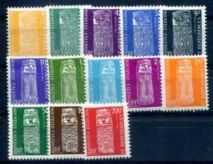 NOUVELLE CALEDONIE DIENST 1959 1-13 ** POSTFRISCH(F1889