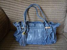 Extra Large Dark Blue Bulaggi Bag Tote Artificial Leather