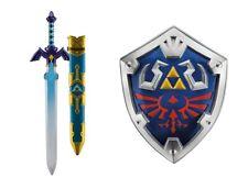 The Legend of Zelda Replik Hylian Hylia Schild Masterschwert Sword Link Cosplay