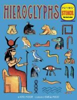 Hieroglyphs, Paperback by Milton, Joyce; Micucci, Charles (ILT), Like New Use...