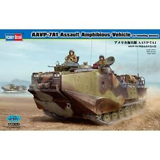 HobbyBoss 82413 AAVP-7A1 Assault Amphibious with mounting bosses 1/35 scale kit
