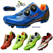 MTB Cycling Shoes Men Mountain Bike Shoes Athletic Racing Raod Bicycle Sneakers