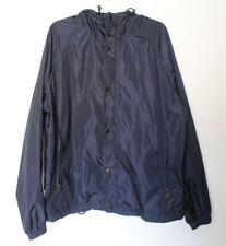Hugo Boss Nylon Rain Jacket Blue Navy NWT Size 40 R