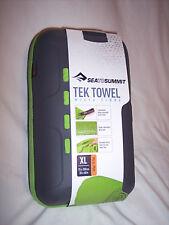 Sea To Summit Tek Towel Microfiber Towel Beach Towel Bath Camping Boating Travel