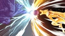 "443 Naruto - Last Uzumaki NINJA Fighting Japan Anime 42""x24"" poster"