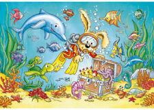 Ravensburger Diving Adventure 2 x 12 pieces Jigsaw Puzzles RB07603-1