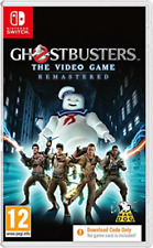 Nintendo Switch-Ghostbusters The Video Game Remastered - Code In Box (S GAME NEW