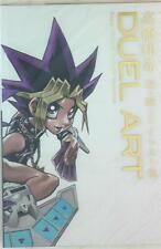 Shueisha Kazuki Takahashi DUEL ART Kazuki Takahashi Yu-Gi-Oh! Illustration c...