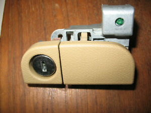 2005-2010 Honda Odyssey TAN Glove Box Lock Latch NO Key included