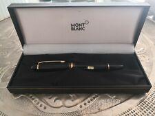 Montblanc Meisterstuck  LeGrand 146 fountain pen.NOS.Nib F