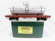 On30 Gauge Bachmann Spectrum 27198 Unlettered Tank Car Factory Painted Silver