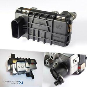 REPARATUR für Hella Ladedrucksteller Stellmotor BMW E60 525d