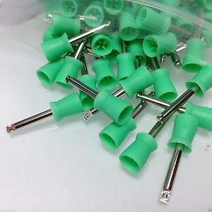 5000* Dental Prophy Cup Latch Paste Polishing Polisher Rubber Cups for Dentist