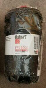 SEALED NEW Genuine OEM Fleetguard FF63009 Fuel Filter (REPLACES Cummins 5303743)