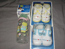 Infant Shoes Love Mommy Baby Bottle Cats Cupcakes Hearts Child NEW!