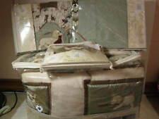 8 pcs Jessica McClintock PUPPY LEAGUE Crib Bedding Set Quilt Bumper Dust Ruffle