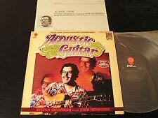 Stefan Grossman & John Renbourn-Acoustic Guitar-1978 Japan Pro-Use Aduiophile LP