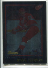 2001-02 Bowman YoungStars Ice Cubed 35 Steve Yzerman
