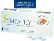 Sympathyl*40 HERBAL Insomnia in adults (California poppy;hawthorn;magnesium)
