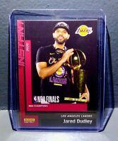 Jared Dudley 2020 Panini LA Lakers NBA Champions #9 Basketball Card