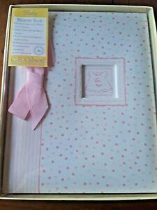 Memory Baby Book