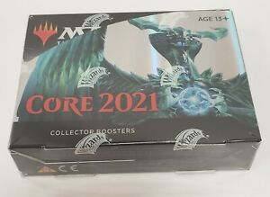 Magic The Gathering- Core 2021 Collectors Booster box Sealed