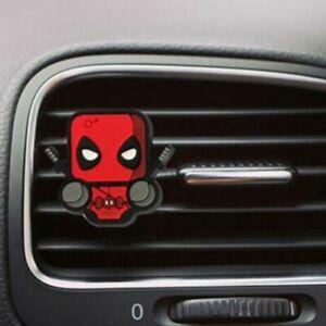Deadpool Marvel Avengers X Men X-Force Comics Car Air Freshener Fragrance UK