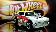 Hot Wheels 1957 Chevy Track Aces White Tint Windows 5sp