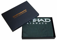 Joe Hart SIGNED Manchester City Shirt Autograph Gift Box PROOF BNWT AFTAL COA