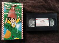 1987 VHS - The Little Troll Prince - A Christmas Parable with Vincent Price Rare